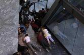 Video: Se registra balacera en afueras de juzgados civiles de la CDMX