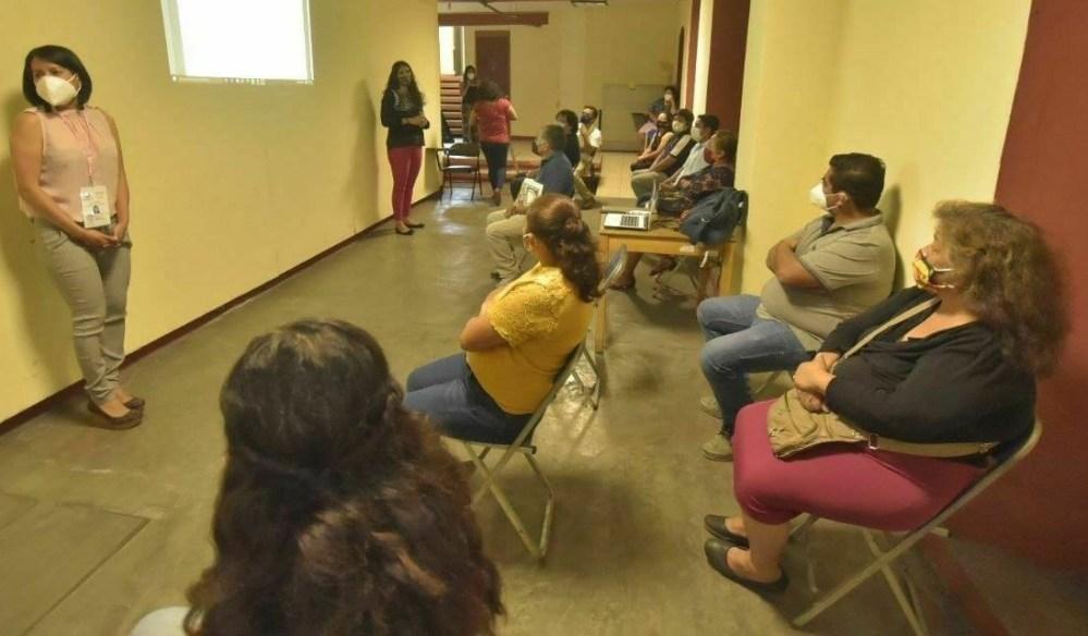 Capacita Ayuntamiento de Oaxaca a ferieros sobre medidas sanitarias ante el COVID-19