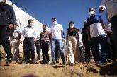 Construye el Gobierno de Oaxaca infraestructura social en Santa Cruz Xoxocotlán