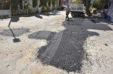 Continúa avanzando el programa de bacheo del Ayuntamiento de Oaxaca de Juárez