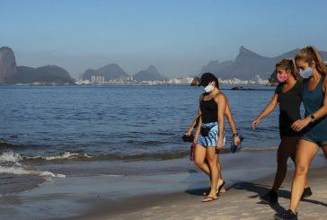 Brasil supera los 8 millones de contagios de COVID-19 en medio de segunda ola