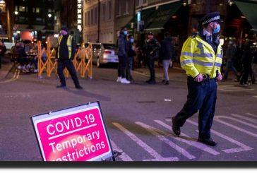 Reino Unido supera las 100 mil muertes por covid; Johnson asume responsabilidad