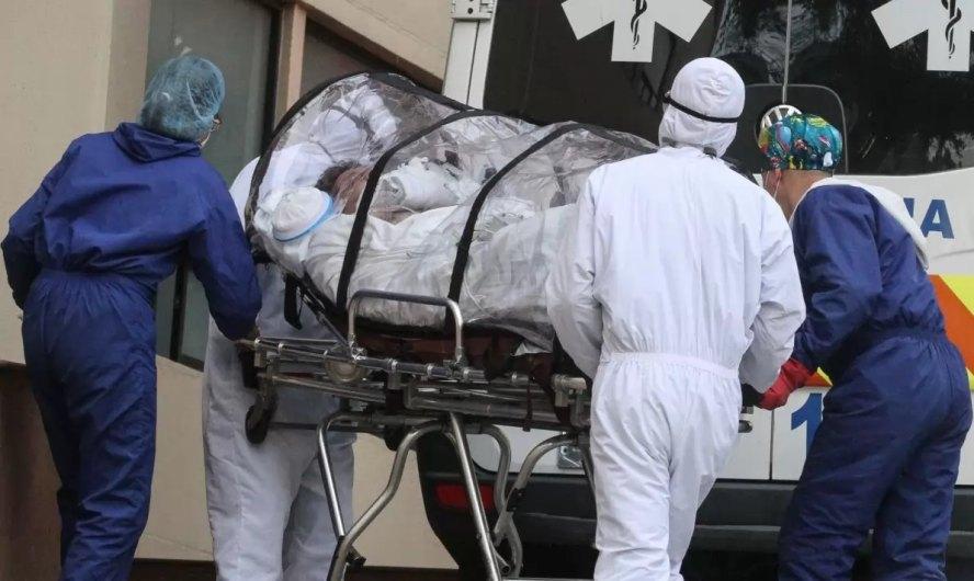 México reporta 1,314 nuevas muertes; la cifra más alta desde que comenzó la pandemia