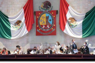 Aprueba Congreso de Oaxaca calendario de comparecencias del funcionariado del gobierno del Estado