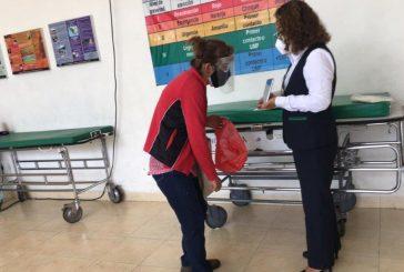 Acerca IMSS Oaxaca a pacientes del hgz no. 1 con sus familiares