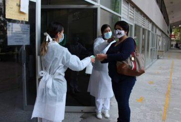 En ocho estados IMSS realiza reconversión hospitalaria ante aumento de COVID-19