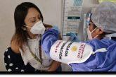 Avanza la vacunación del personal de primera línea contra COVID-19