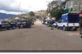 Mantiene SSPO filtros de control y seguridad en poblaciones de la zona Triqui de Oaxaca