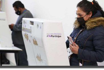 INE repetirá uso de urnas electrónicas en las elecciones
