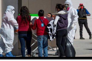 México registra hoy 1,470 muertes más por COVID-19; suman 149 mil 084