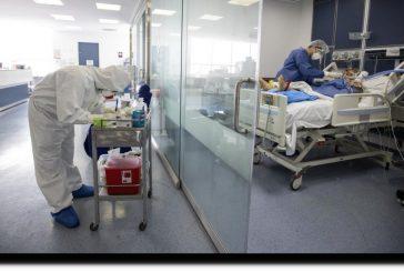 Contagios diarios de COVID-19 se frenan a nivel global, pero no las muertes