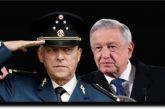 AMLO vuelve a defender la polémica exoneración de Cienfuegos por narco y reiteró sus ataques a la DEA