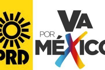 """""""VA POR OAXACA"""" se sostiene; Pronunciamiento aprobado por el consejo estatal del PRD en Oaxaca"""