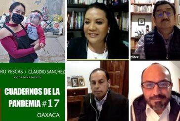 Presentó la Casa de la Cultura Oaxaqueña la revista Cuadernos de la Pandemia