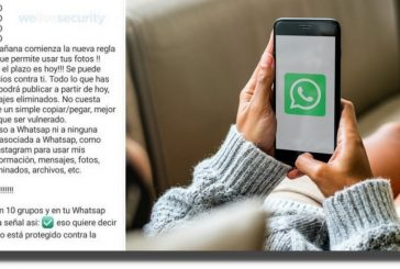 Circula un falso mensaje que hace creer que es posible evitar los cambios en las políticas de WhatsApp