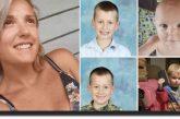 """""""Mis demonios ganaron"""": una madre explicó en cuatro cartas cómo asesinó a sus cinco hijos e incendió la casa"""