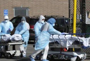 Opacado por asalto al Congreso, EEUU sufre el día más mortal por COVID-19
