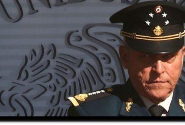 Si México está seguro de inocencia de Cienfuegos, que lo manden a corte EU para ser juzgado, ex agente DEA