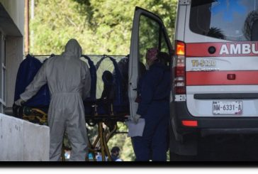México suma 147 mil 614 muertos y 1 millón 732 mil 290 casos confirmados de COVID-19