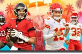 NFL: Tampa Bay y Kansas City jugarán el Super Bowl LV