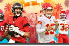 NFL: Tampa Bay y Kansas City jugarán el Super Bowl LV