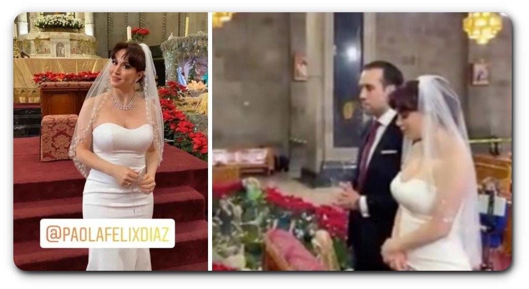 Funcionaria que se casó en semáforo rojo justificó su boda luego de que Sheinbaum le solicitara asumir su responsabilidad