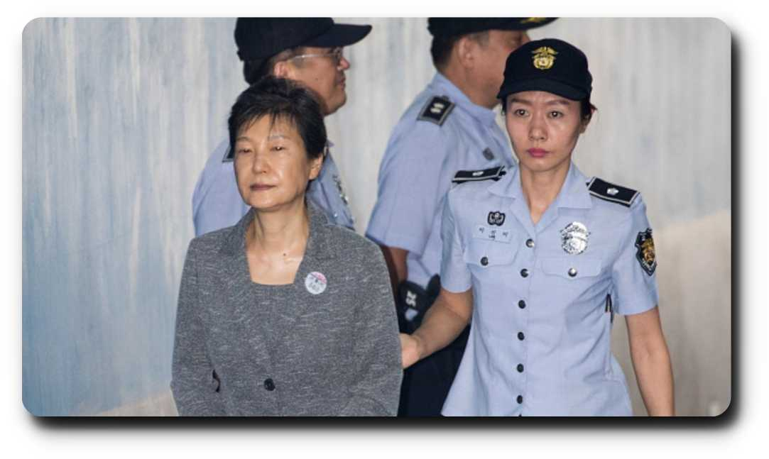 Confirman 20 años de cárcel para expresidenta surcoreana Park Geun-hye por corrupción