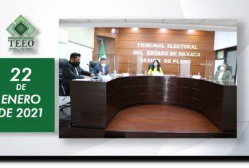 Ordena TEEO dar registro a Cabildo Comunitario de Santiago Xiacuí