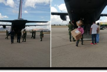 Recibe Oaxaca segundo cargamento de vacunas contra el COVID-19