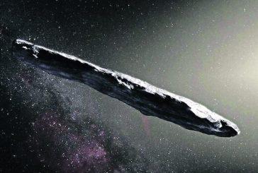 Objeto interestelar Oumuamua es una nave alienígena, insiste astrónomo de Harvard