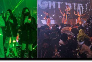 Y mientras tanto en Wuhan... fiestas masivas en bares y antros