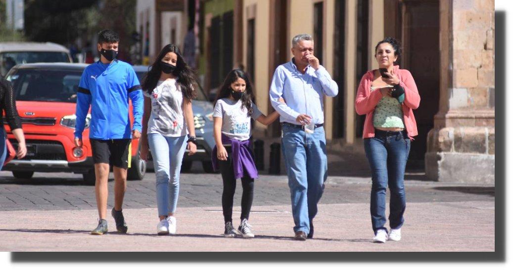México suma 2 millones 299 mil 926 casos y 188 mil 044 muertos por COVID-19