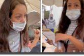 Video: surge Lady Prole; se niega a vacunar a adultos mayores en Puerto Vallarta