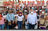 Beneficia IEEPO a 7 mil 346 estudiantes con entrega de mobiliario y equipo a 51 planteles de la Costa
