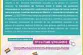Convoca Sectur Oaxaca a concurso de cortometrajes con temática LGBT