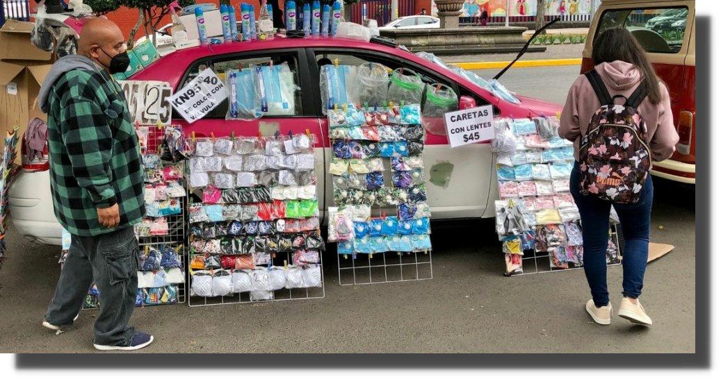 Recomendaciones de la OMS sobre uso de cubrebocas de tela