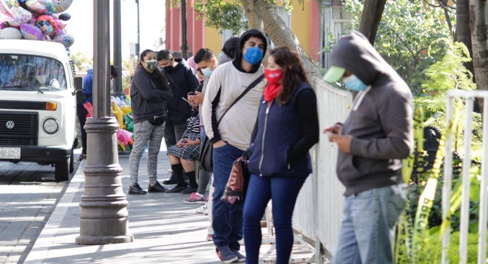 México llega a los 209 mil 702 muertos por COVID-19