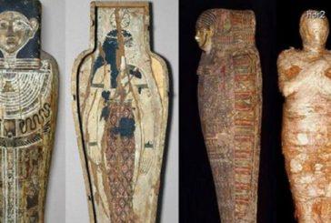 Hallan la primera momia egipcia de una embarazada