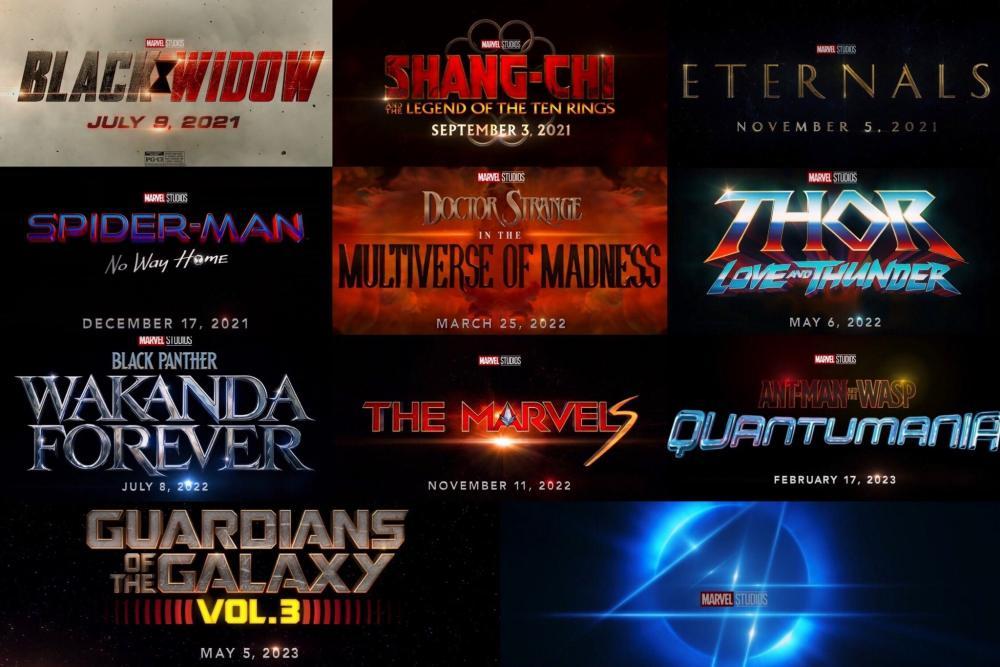 Marvel revela fecha de estreno de próximas películas del UCM con emotivo video
