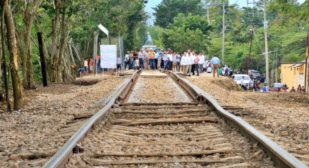 """Exigen comunidades ejidales, JUSTICIA frente a extorsiones y fraude, relacionados con el """"Tren Maya"""""""