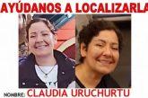 Sin descartar ninguna línea de investigación, FGEO realiza búsqueda de Claudia Uruchurtu para dar con su paradero