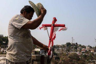 El vínculo del Día de la Santa Cruz con los albañiles