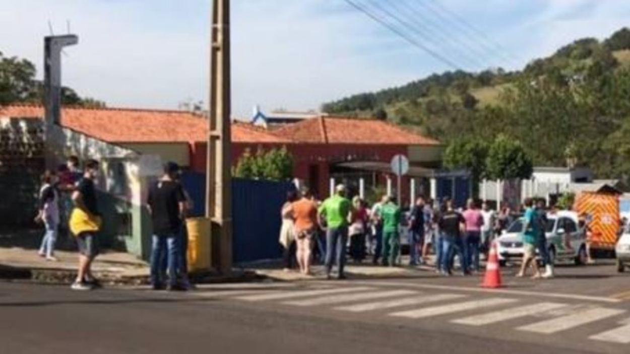 Adolescente mata a machetazos a dos bebés en una guardería de Brasil