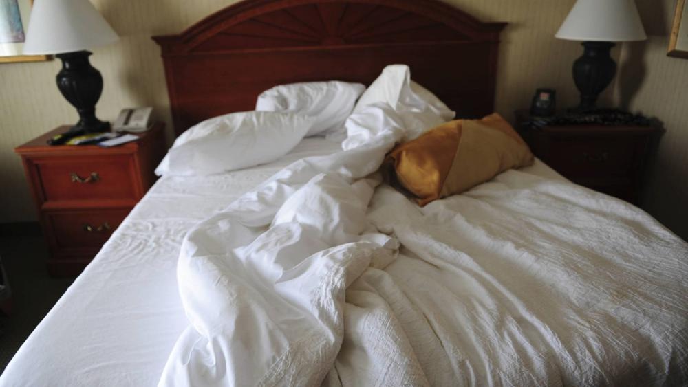 ¿Qué pasa cuando no cambias las sábanas con frecuencia?